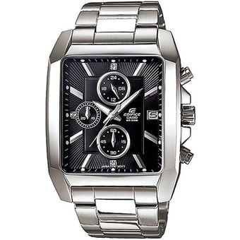 f71fda64f0c4 Reloj Casio Edifice EFR-511D-1AV Correa De Acero Inoxidable Para Hombre