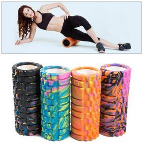 Rodillo de espuma de yoga Pilates Fitness de8ef35a5d22