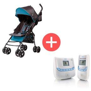 13640ebdf Coche Paseador Multiposiciones Summer Infant S32643 + Monitor Econtrol Plus  Nuk