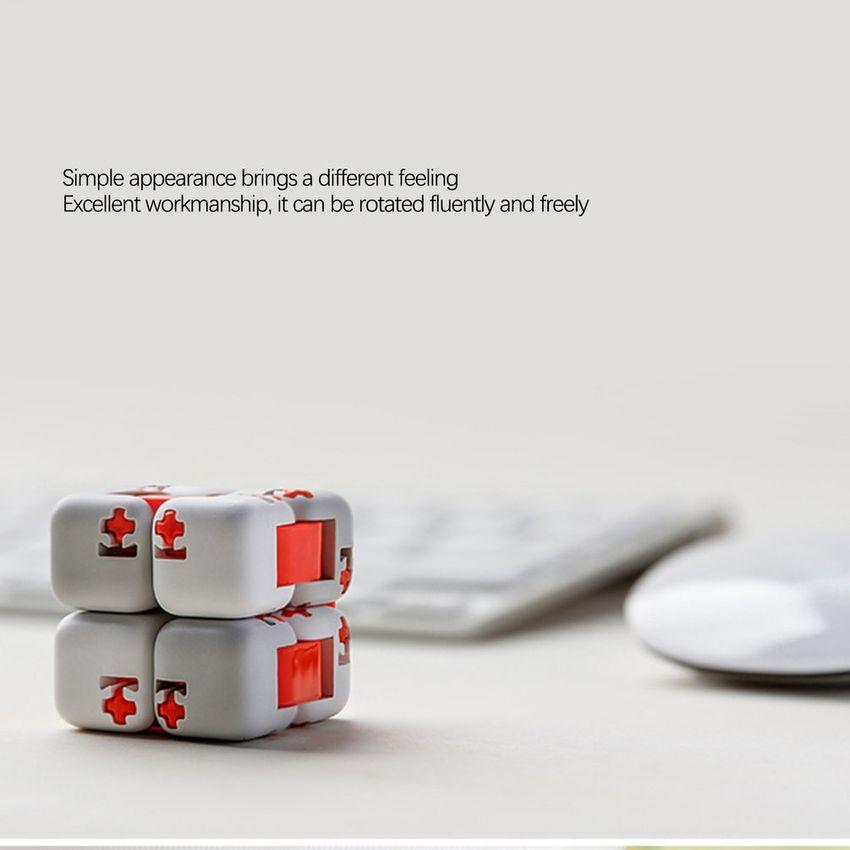 Para Xiaomi MITU Bloques dedo infinita Spinner molestar juguete portátil XI700TB03CY6VLMX hJnzjSv5 hJnzjSv5 eQF4axv1