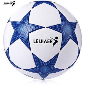 LEIJIAER Tamaño 5 Estrella TPU Competición Fútbol Balón De Fútbol 96f82f888e037