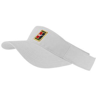 Compra Gorra Nike Visor Heritage Logo-Blanco online  e69bb683bb0