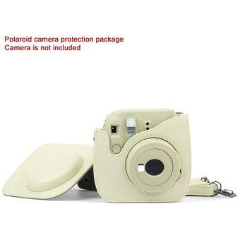 Compra ER Bolsa De Cuero De La Cámara Instantánea Polaroid Para Foto ... 9a7652fb2d