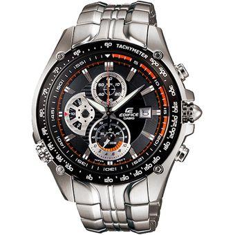 11afa3b38e00 Agotado Reloj Casio Edifice EF-543D-1AV Analógico Hombre - Plateado Y Negro