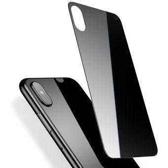 d99595c0adf Protector Trasero Cristal Templado 5D Full Screen Iphone 10 Iphone X / Negro