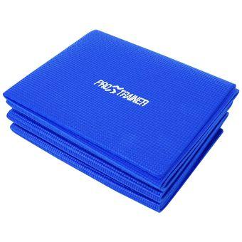 Compra Mat de Yoga Funcional PROTRAINER - Azul online  efdae45e433e
