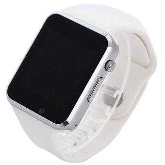 2fd22a59f Agotado Relojes Smartwatch,Reloj Bluetooth Smart Watch Inteligente(blanco)
