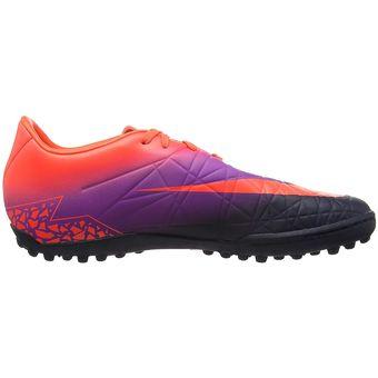 Agotado Guayos Hombre Nike Hconpervenom Phelon II TF-Morado con Naranja 9c658be6d21de
