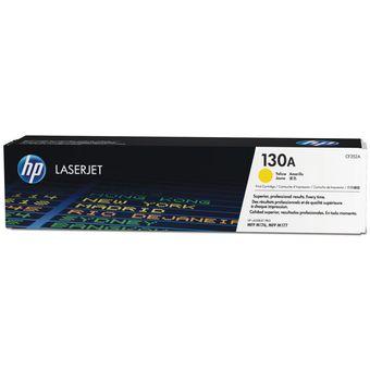Cartucho HP Laserjet 130A-Amarillo
