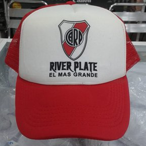 d29baa3ffaf18 Gorra Exclusiva Del Club Atlético River Plate