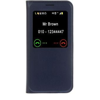 a2fa63184fd Para Samsung Galaxy J7 Primer Litchi Texture Horizontal Funda De Cuero Flip  Con Llamada Pantalla Id