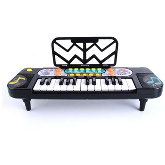 Llaves Juguetes Para 25 Color Aleatorio 360dsc De Piano Clave Niños ZPkXuOi