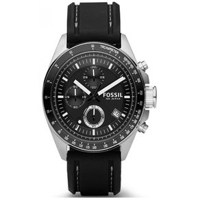 Reloj Fossil CH2573IE Negro Hombre Silicona 0ffa5d61e7be