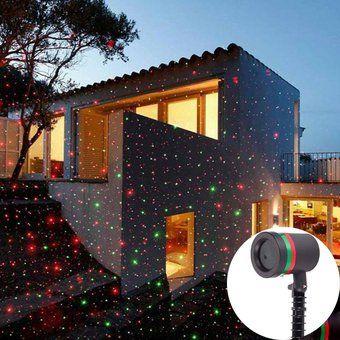 af0400cdc05 Proyector Laser start motion proyector de luces LED Aire Libre Navidad