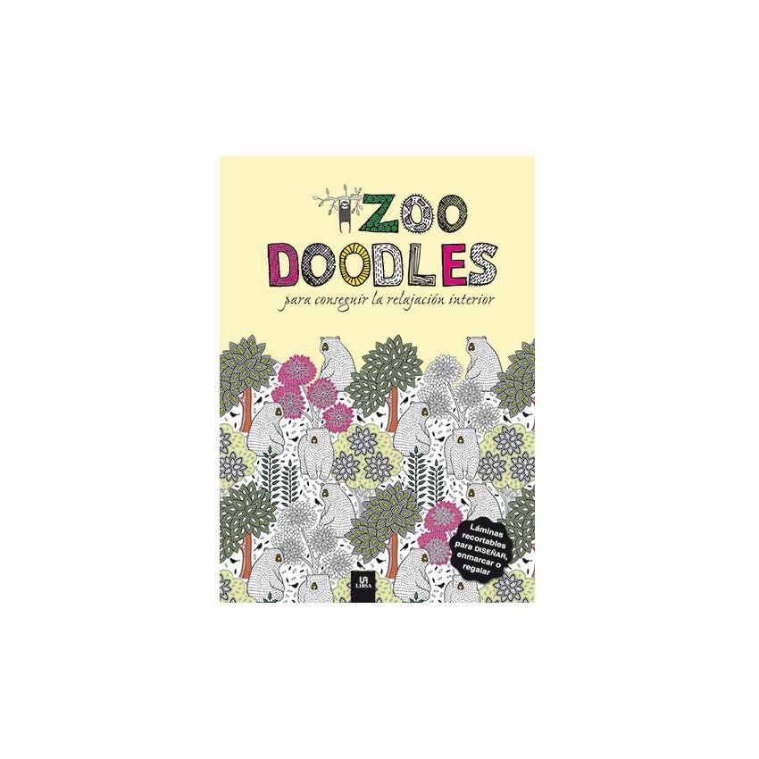 Doodles Zoo Relajacion Interior