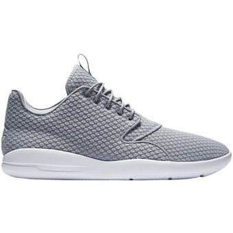 Nike hombre Jordan Eclipse GIMNASIA Zapatos - Black/Wolf Grey, 43