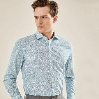comprar popular 23ef5 401ca Camisa par Hombre Cortefiel 7275315