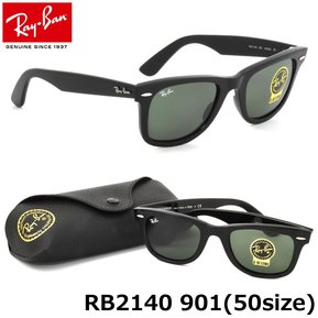 Lentes De Sol Ray Ban Wayfarer RB2140 901 Black G15 bb83240a8e