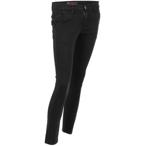 Jhon Garden- Pantalon Drill Confort Slim Fit- Negro dc3438f87a09
