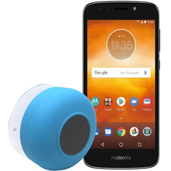 Motorola Moto E5 Play 16gb + Micro SD 16gb Single Sim Libreado Negro