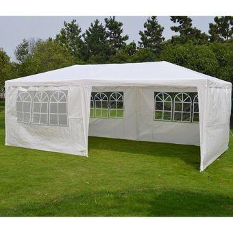Compra carpa toldo 6x3 paredes ventanas multiusos campismo for Proveedor de toldos