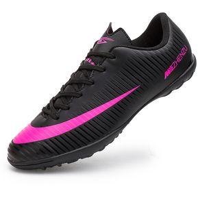 Zapatillas deportivas de entrenamiento de fútbol profesional-Negro e2c2dc6f1f474