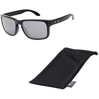 1cf933d2f5303 Compra Lentes Oakley Holbrook Matte Black   Black Iridium online ...
