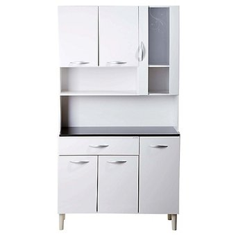 Kit Mueble Cocina 91X173X36 Cm Blanco Parana