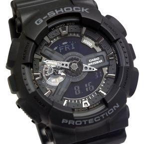 1284d9660a76 Reloj Casio G-Shock GA-110-1B Analógico y Digital Hombre - Negro