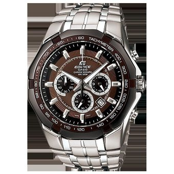 259672987476 Compra Reloj CASIO EDIFICE EF-540D-5AV Plateado Masculino online ...