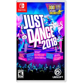Compra Just Dance 2018 Nintendo Switch Online Linio Chile