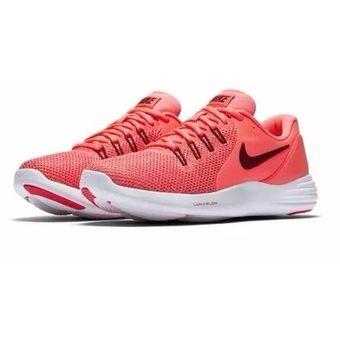 Zapatillas Running Mujer Nike Lunar Apparent Rosado