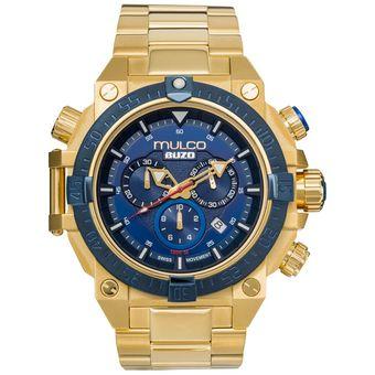 Reloj Mulco Para Hombre Buzo Dive MB 6 92565 724