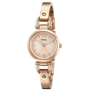 3c3ae8026fef Reloj Análogo marca Fossil Modelo  ES3268 color Oro Rosa para Dama