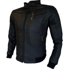 Imagenes de chaqueta de cuero para hombre