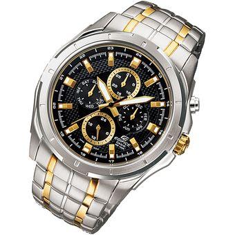 c47998f226be Compra Reloj Casio Edifice Hombre EF-328SG-1AV Multicalendario 100 ...