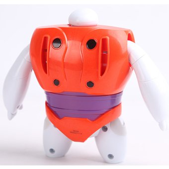 Baymax Hero Deformable De Juguete Robot Big Transfiguración Armor 6 Desmontable MqSzpUV