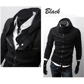 a241ab7cd6501 Compra Chaqueta Casual Para Hombre-Negro online