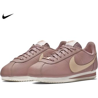 nike cortez mujer rosa