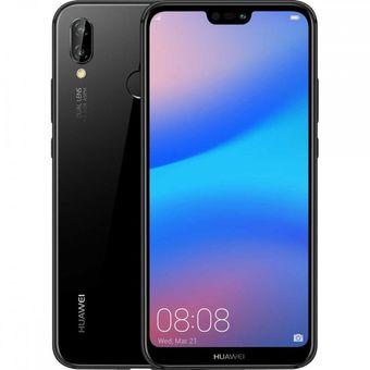 Celular Huawei P20 Lite 32Gb -  Color Negro