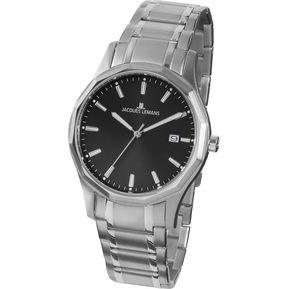 214ff882492e Reloj JACQUES LEMANS 1-2012A Men´s Collection Análogo Multifución-Acero