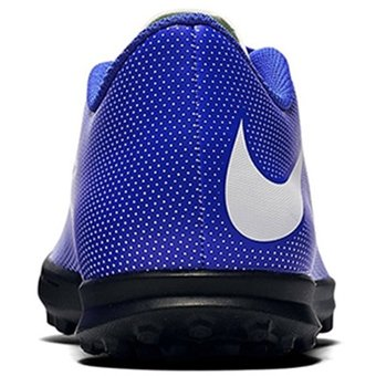 Compra Zapatos Fútbol Hombre Nike Bravata II TF -Blanco Con Azul ... 72d223b722595