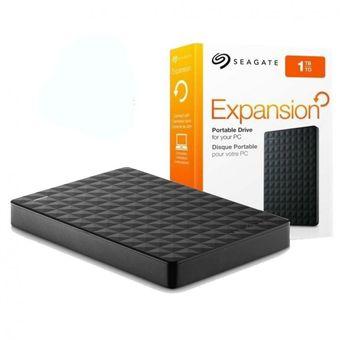 Disco Externo Seagate Expansion 1tb 2.0 Y 3.0 Para Pc Ps4