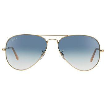 lentes ray ban azules precio