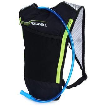 b1cd64ea6 Compra ROSWHEEL 5L bicicleta hidratación mochila bolsa (Negro ...