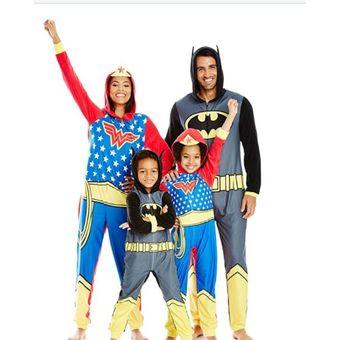 d3cd7a998 Compra Pijama Batman Enterizo Original Niño Talla 2 online