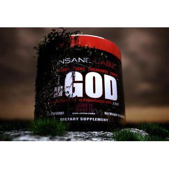 a33900088 Compra INSANE LABZ PRE ENTRENADOR I AM GOD NUEVO PSYCHOTIC online ...