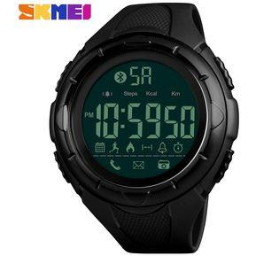 475af7dadde Bluetooth Reloj Inteligente Hombre Impermeable Podómetro Digital