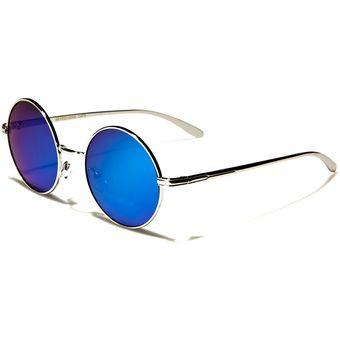 648e41abf9 Agotado Gafas Lentes Sol Filtro Uv 400 Estilo Aviador Mujer Eyed12006 Azul