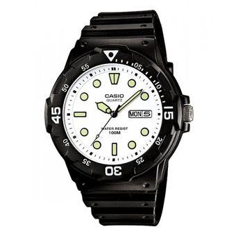 efc922e24a98 Compra Reloj Casio MRW-200H-7E De Hombre-Negro online